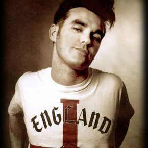 Morrissey, the poet of our age...