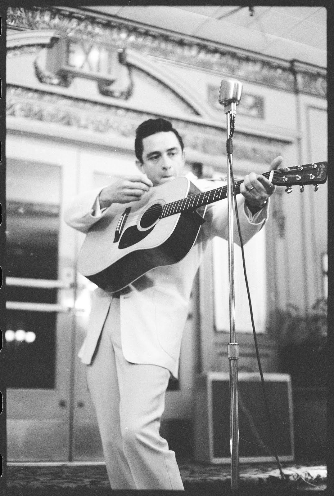 Yesterday Marked The Release Of Last Volume Johnny Cashs American Recordings Series VI While Fourth Is Not Likely To Be Surpassed