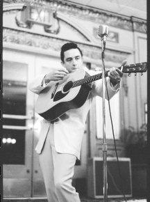 Freedom/Slavery according to Johnny Cash