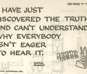 Good News? Shut Up About It. Mockingbird at the...TV