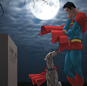 Superman: An American Icon At War With (And For) His Legacy, Part 5