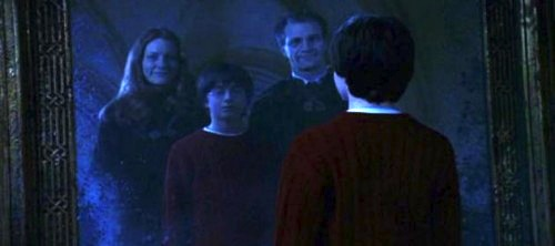 Mirror Of Erised Ii By Barbora TŐgel: The Seven Sacraments Of Harry Potter, Part 2: The Mirror
