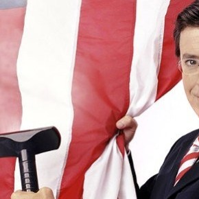 Satirical Super PACs and the Boisterous Humility of Stephen Colbert