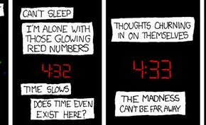 God Bless the Insomniacs: Searching for Rest on Ash Wednesday