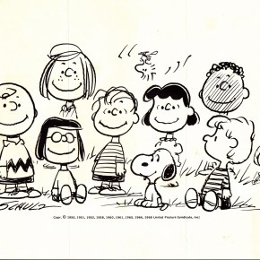 A New Pentecost, or Maybe Just a Rhetorical Revival, According to Peanuts