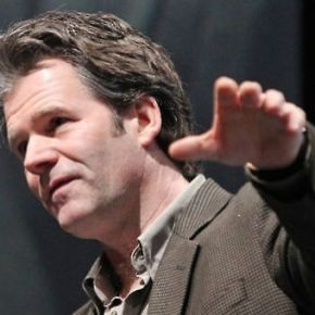 Andre Dubus III on Tragedy and Happiness in America