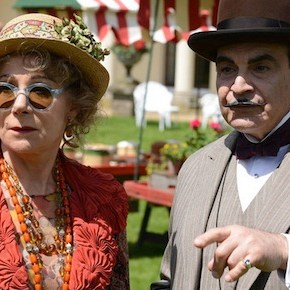 Brief Thoughts on the Great, Soon-to-Be-Late Poirot