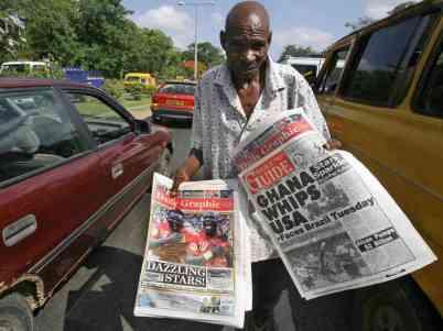 Ghana Newspaper