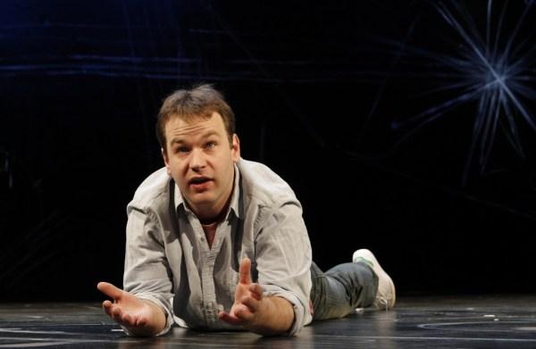 Mike Birbiglia's My Girlfriend's Boyfriend Barrow Street Theatre