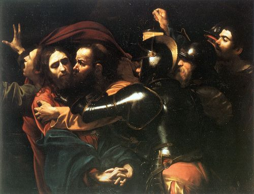 1280px-Caravaggio_-_Taking_of_Christ_-_Dublin_-_2