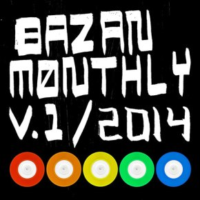 David Bazan's Latest, <em>Bazan Monthly Vol. 1</em>