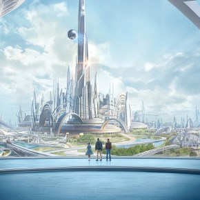 The Sun'll Come Out Tomorrow in <i>Tomorrowland</i>:  Disney Does Eschatology