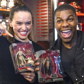 Never Tell Me the Odds: Growing Up with Star Wars and The Force Awakens (NO SPOILERS)