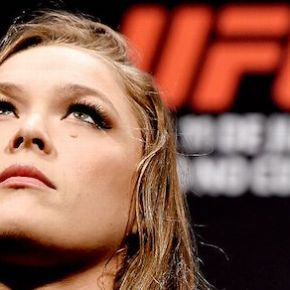 Ronda Rousey, Identity, and Depression