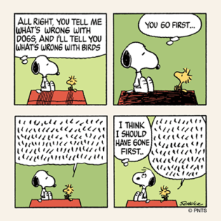Snoopy_Comic_strip