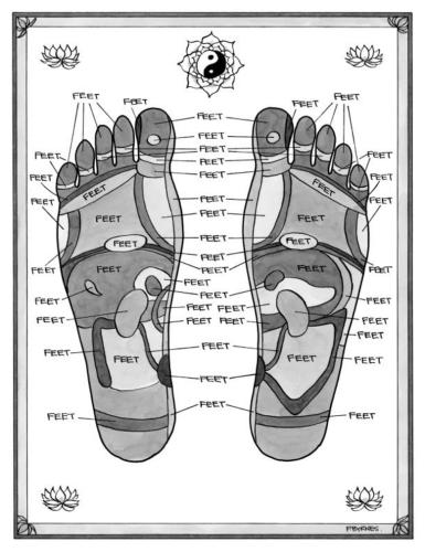 Feetcartoon