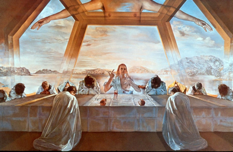 dali-sacrament-of-the-last-supper-1955