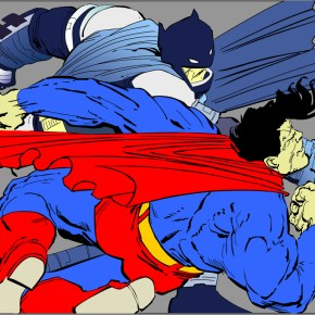 Toiling to Make Film Life from Comic Death: Batman v Superman Invokes and Bungles Two Canons