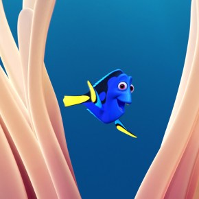 The Short-Term Memory of God: The Gospel According to <i>Finding Dory</i>