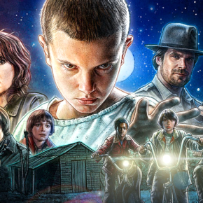 The Magnetism of the Exiled Soul to <i>Stranger Things</i>