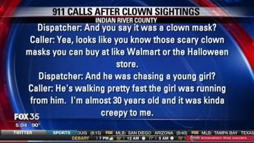 clown-spotting