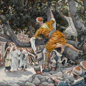 The Zacchaeus Option