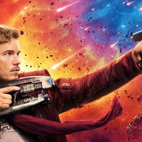The Father You Have, Not the Father You Want: Cross and Glory in Guardians of the Galaxy Vol. 2