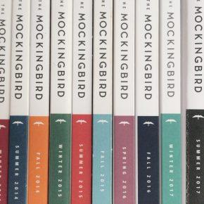 An Ode to Print: The Mockingbird Magazine