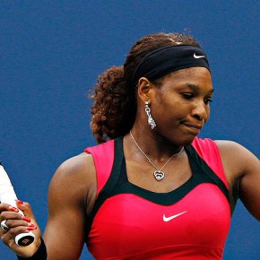 Not Yet: Serena Williams and Delayed Forgiveness
