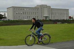 University of Iceland photo by Þorkell