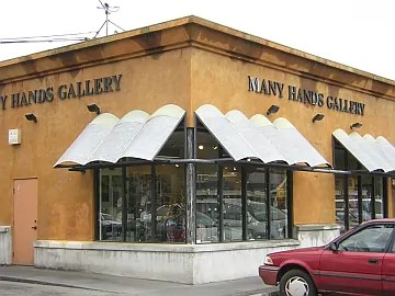 Many Hands Gallery, Capitola