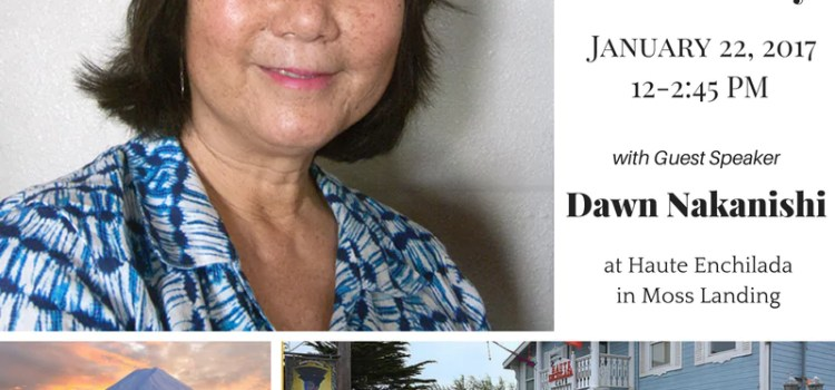 Winter Party with Dawn Nakanishi, Guest Speaker– and Renewals