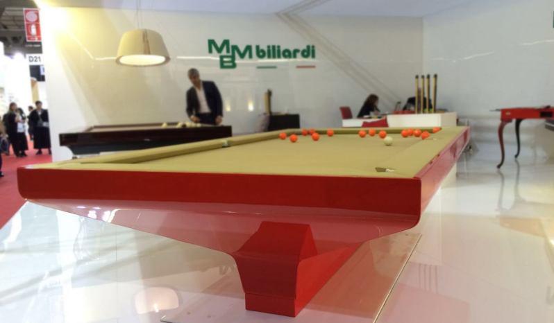 Biliardo tavolo Big BTPL049 full