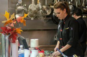 Chef Meg Hall