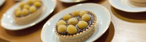 Dark Chocolate Tarte | Made By Meg - Los Angeles and Orange County Caterer