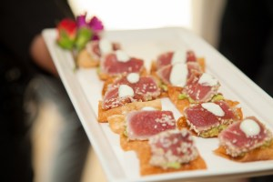 Tuna Tartare Bites | Made By Meg Catering