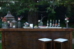 Wedding Bar Station