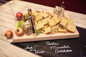 Crostini Platter