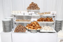 Dessert Station for Birthday Party at Smashbox