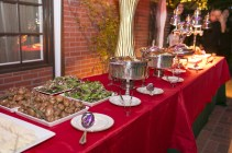 Buffet Station | Made By Meg Catering