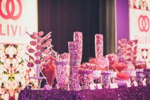 Candy Station at Smashbox