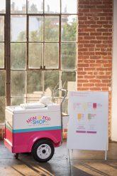 Hudson Loft Popsicle Cart