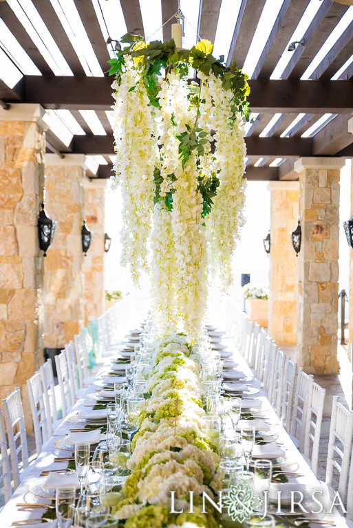 Outdoor Wedding Reception at Malibu Rocky Oaks | Catered by Made By Meg
