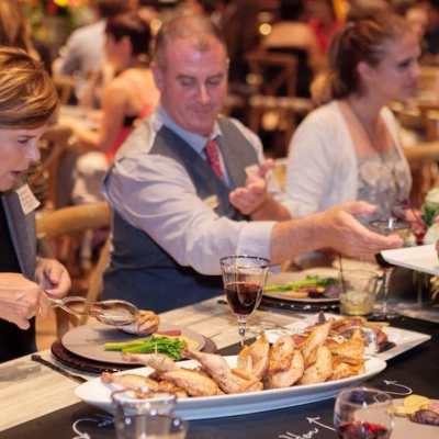 Essential Catered Lunch Menus for a Memorable Corporate Event