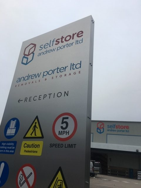 Trade Sign Manufacture