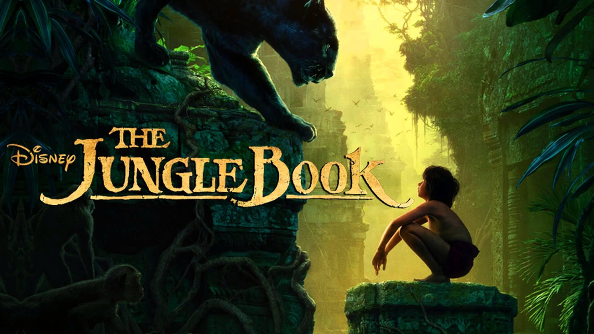 Risultato immagine per il libro della giungla 2016