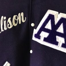 Ann Arbor Varsity Jacket