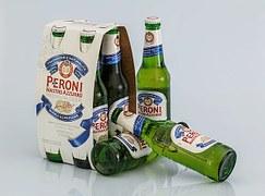 peroni bottles