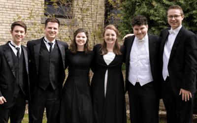 Spring Choir Concert Features Student Conductors