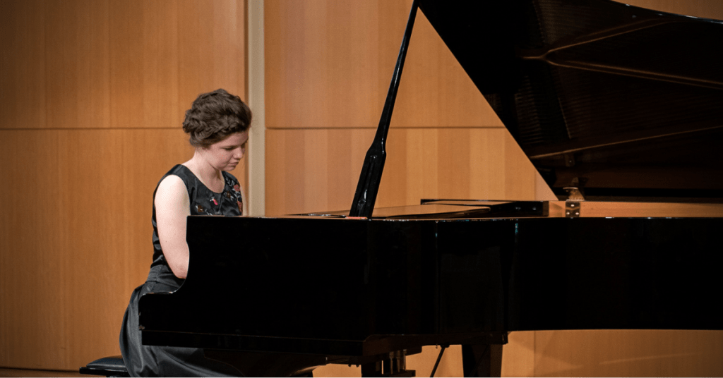 Julia Bachorik Recital